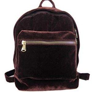 AIMEE KESTENBERG NEW NWT Velvet Backpack
